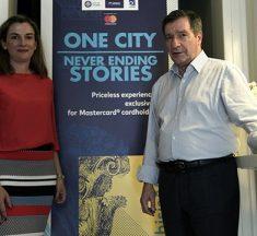 Ο Δήμος Αθηναίων ενώνει δυνάμεις με την Mastercard για την προσέλκυση επισκεπτών