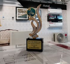 LG: βραβείο Total Solutions Excellence στα Hotel Tech Awards 2019