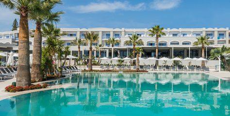 Ο όμιλος Mitsis Hotels ανοίγει με ασφάλεια τα ξενοδοχεία του