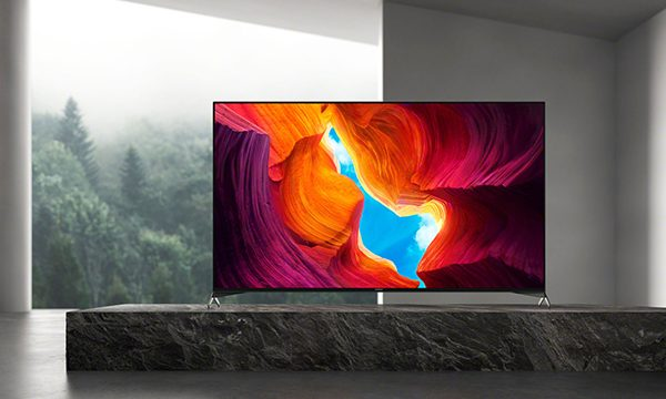 Νέα XH90 4K HDR Full Array LED TV από τη Sony